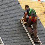 Crescent City-Roof Damage Hurricanes-Repair