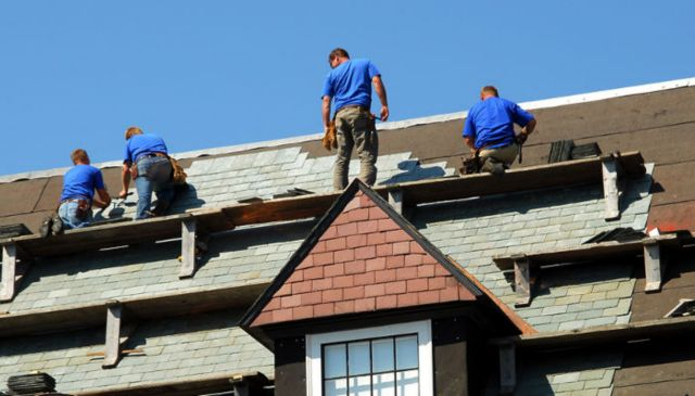 Georgetown-Roof Hail Damage-Repair