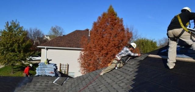 Sorrento-Roof Hail Damage-Repair