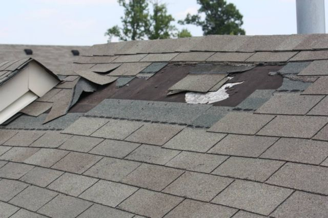 Plymouth-Hurricane Roof Damage-Repair