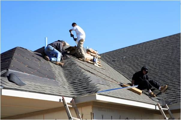 Astor-Roof Damage Insurance-Repair