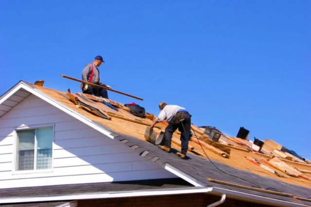 Glenwood-Hurricane Roof Damage-Repair