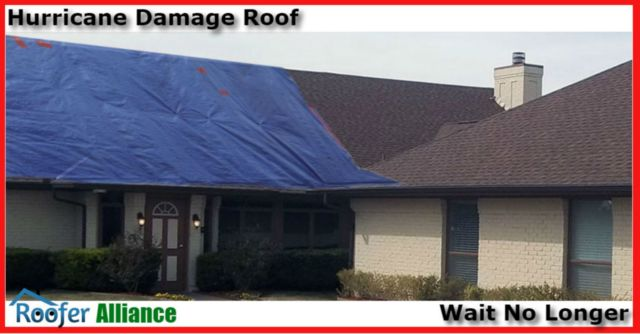 Orange City-Roof Damage Hurricanes-Repair