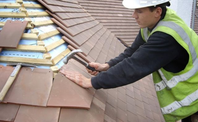 Oak Hill-Roof Damage Insurance-Repair